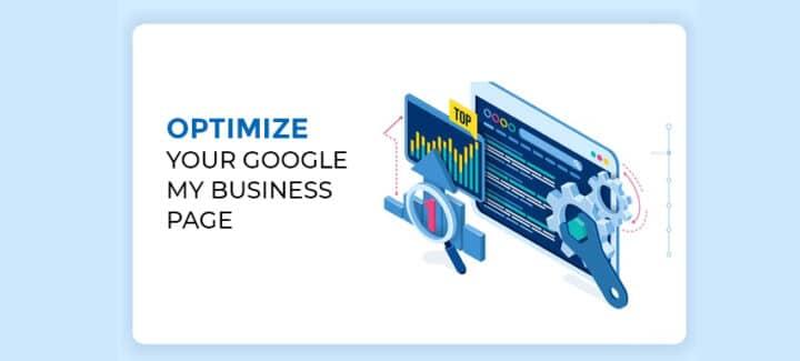 Business Page Optimization